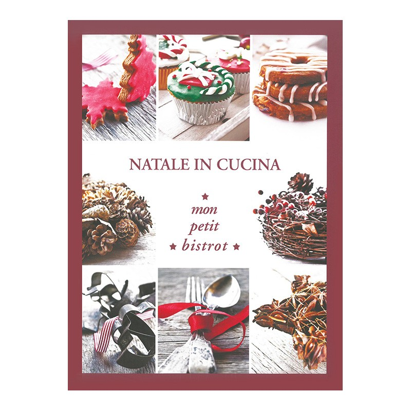 Libro Natale In Cucina Decora DC0269901