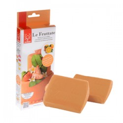Pasta Di Zucchero Aroma Arancia 2x250 Gr