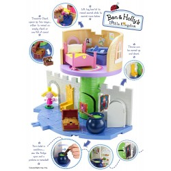 Ben & Holly's Little Kingdom - Playset C