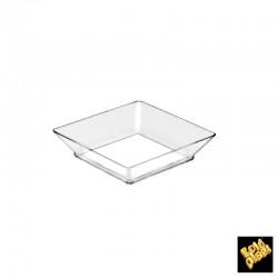 Vassoio Small Plate Trasp.25pz