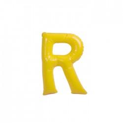 Lettera Gonfiabile R