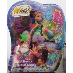 Winx Sirenix Changing Colour