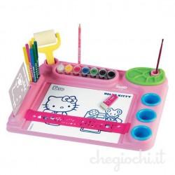 Base Artista Hello Kitty+stencil 4554