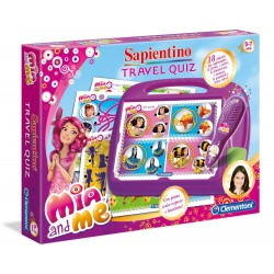 Sapientino Travel Quiz Mia And Me