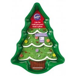 Piastra Antiaderente Albero Di Natale
