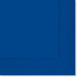 Tovaglioli Blu Notte 25x25 100pz