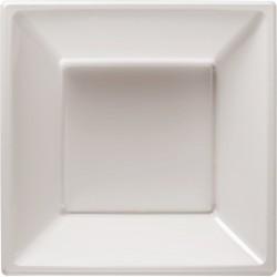 Piatti Modus Fondo 18 Cm Bianco Pz.8