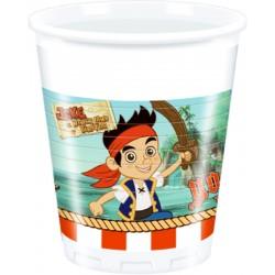 Bicchieri Cl20 Pz.8 Jake Yo Ho