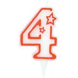 Candela Numero 4