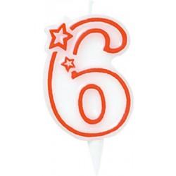 Candela Numero 6