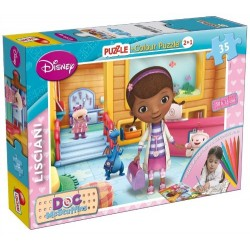Dott.peluche Colour Puzzle Super