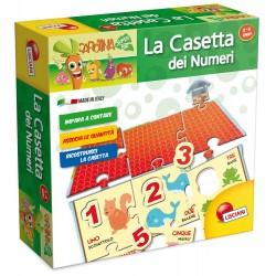 Carotina La Casetta Dei Numeri