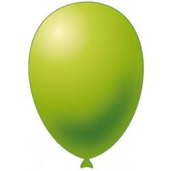 """Palloncini Monocolore Verde L.pz.20 13"""""""