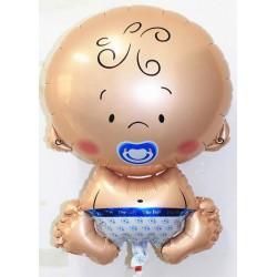 Palloncino Mylar Big Bebe' Boy