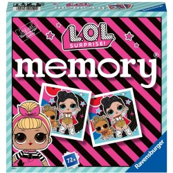 Ravensburger LOL Memory, Multicolore, 20550