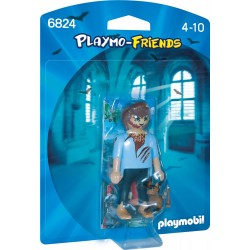 Playmobil Friends - Uomo Lupo