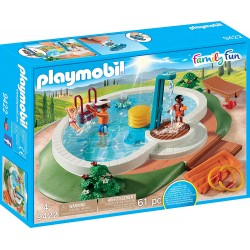 Playmobil Piscina - Playmobil