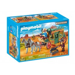 playmobil 70013 - carrozza western