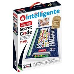 Quercetti - 1001 Codice Segreto, gioco da tavola