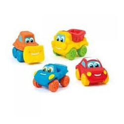 Baby Car Soft & Go - Baby Clementoni