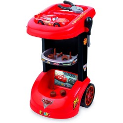 Cars 3 - Diy Trolley Con Attrezzi