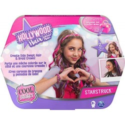 Cool Maker Kit di Ricarica Hollywood Hair, Extension per Acconciature e Stili, dagli 8 Anni, 6058276