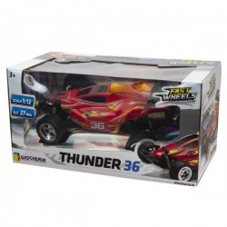 FAST WHEELS - Buggy Thunder RC Full Function 2 Colori