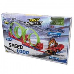FAST WHEELS - Pista Multi Loop