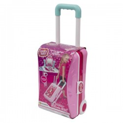 PRINCY BELLA - Trolley Piccola Star Make Up Set