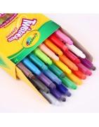 Scuola, Disegno, Colori
