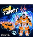 Tobot Mini roto Trasformer
