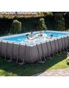 Piscine, Prodotti chimici e pulizia per piscine, Accessori per piscine